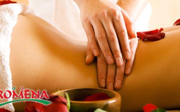 Relaxační AROMATERAPEUTICKÁ MASÁŽ ZAD s antistresovým ošetřením HLAVY jen za 250 Kč + zdarma dárkový poukaz na další masáž. To vše v centru Prahy v milé společnosti!