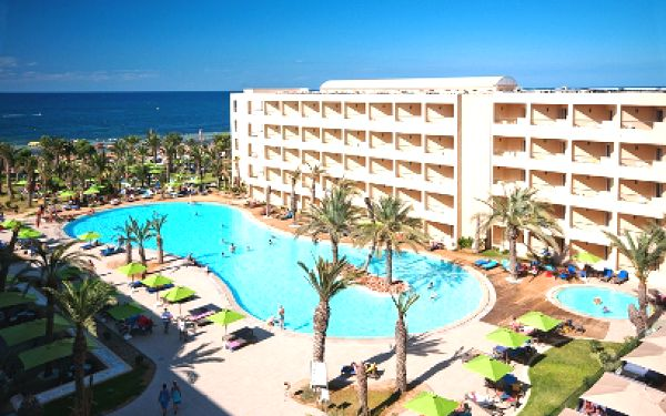 Letecky do Tuniska za 450 Eur do luxusního 4*+ LTI hotelu s Ultra All Inclusive!