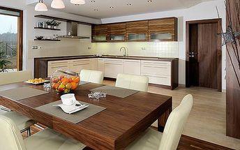 Grafický 3D návrh kuchyně od ELBEN studia s 50% slevou! Přijedeme a zaměříme zdarma! Tento poukaz lze využít i na 3D návrh jiné místnosti v interiéru, jako např. dětského pokoje, obývacího pokoje atd.