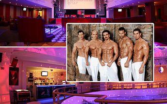 Dámy, pozor - začíná zábava! Dvouhodinová party s nejlepšími striptéry vás dostane. Užijte si perfektní večer s doprovodným programem a taneční show jen za 199 Kč!