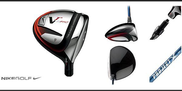 Jste milovníkem golfu, nebo s golfem právě začínáte? Nabízíme Vám jeden z nejlepších driverů na trhu NIKE VR PRO za bezkonkurenční cenu 5990 Kč.