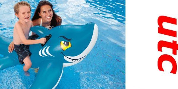 Jen 169,- Kč za nafukovacího žraloka do vody.Udělejte radost svým dětem novým kamarádem do bazénu.