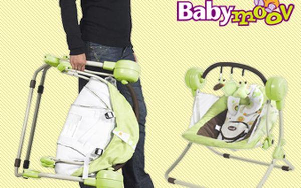 BabyHit.cz pro vás připravil vybavení pro vaše dítka značky Babymoov se slevou 50 %. Můžete si vybrat ohřívač In & Out pro domov i auto za 495 Kč, přenosnou rozkládací židličku Compact Seat za 645 Kč nebo automatickou houpačku Bubble Swing za 1445 Kč. Všechny produkty byly úspěšně testovány v nezávislých zkušebnách!