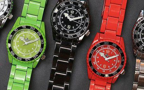 Dopřejte si nádherný doplněk v podobě hodinek s kvalitním Quartz strojkem Myiota a naprosto neuvěřitelnou slevou 72 %! Exkluzivní cena 249 za dámské hodinky značky SIMPAR - vyberte si z pěti barev!