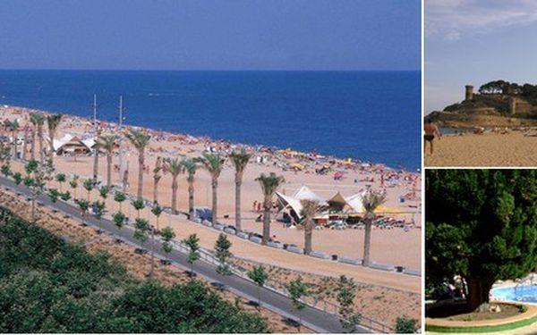 Pouhých 5 840 Kč za 10 dní strávených přímo u moře ve slunném Španělsku včetně bohaté polopenze! Costa Brava - to je teplé moře, sluníčko, krásné pláže a historická města s nočním životem!