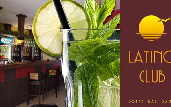 Spríjemnite si chvíľe s priateľmi pri MAXI miešanom drinku (pre 6 osôb) v Latino clube len za 7,99€. Skvelé MAXI miešané nápoje podľa výberu v centre Žiliny so zľavou 56%.
