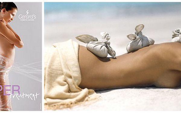 525 Kč za luxusní pepřovou masáž 60 min s použitím velmi kvalitní italské biokosmetiky Gerard's Dopřejte svému tělu pepřovou masáž příznivě působící na všechny druhy celulitidy, posilující metabolismus a celkovému očištění Vašeho těla.