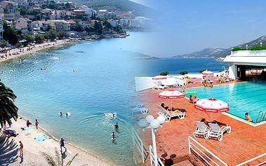 SUPER LAST MINUTE -11 dnů skvělé dovolené u moře v Jižní Dalmácii za neskutečnou cenu 6.000,-Kč/os!! Nenechte si ujít tuto jedinečnou šanci na dovolenou u moře!