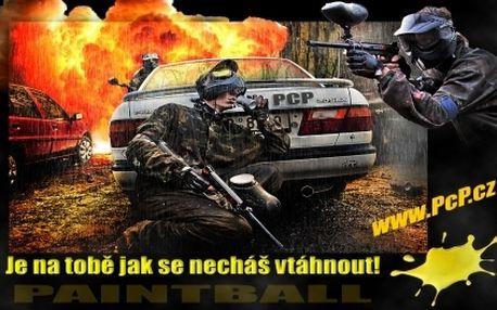 Neuvěřitelných 149 Kč místo 400 Kč za nejlepší paintball v Praze! Kompletní vybavení, ochranné pomůcky, instruktáž a 100ks střeliva! Připravte se na pořádnou bitvu, pozvěte koho chcete, teď je ta správná chvíle, využijte brutální 63% slevu naplno!
