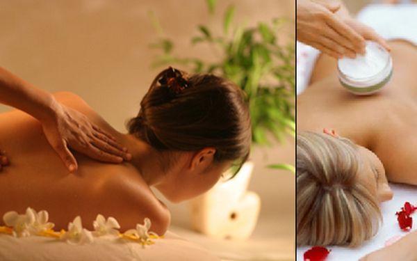 Jen 199,- Kč za relaxační masáž (s prvky z Ayus Lomi masáže) dle Vašeho výběru! Zbavte se bolestí, dopřejte si odpočinek a relaxaci pro Vaše tělo i duši. Atraktivní nabídka nejen pro všechny milovníky masáží. Relaxace na nejvyšší úrovni od opravdových profesionálů! Příjemné prostředí a TOP kvalita je samozřejmostí. Navíc platnost voucheru až do konce roku - to už prostě stojí za to!