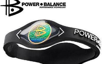 Silikonový náramek Power Balance ! Buďte psychicky i fyzicky vyrovnanější a silnější za pouhých 169,-Kč