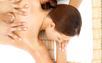 300 Kč za 60minutovou regenerační masáž v hodnotě 400 Kč
