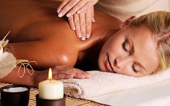 Přijďte se zrelaxovat a zároveň udělat něco pro své zdraví! 90minutová orientální medová masáž Vám povzbudí mysl, detoxikuje tělo a zanechá Vaši pokožku voňavou a vláčnou! To vše za pouhých 399 Kč!
