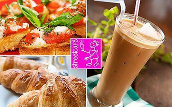 Ať už jste sovy či ranní skřivani, dejte si v Plzni vydatnou snídani. Neodolatelné snídaňové menu v plzeňské kavárně STREETCAFÉ se slevou 45 %.