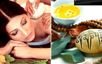 Vyzvěte stres na odvetu, relaxujte při masáži z Tibetu. Celá hodina uvolnění a relaxace při jedinečné tibetské masáži se slevou 50 %.