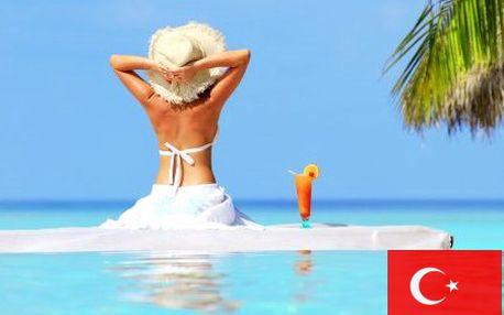 Letecky na 8 dní do Turecka so službami All inclusive do 4* hotela XENO SYEDRA PRINCESS od CK OREX TRAVEL so zľavou až 33%. Odlety z BA 10. 9. 2011! Všetky poplatky v cene! Limitovaný počet 20 CityKupónov!