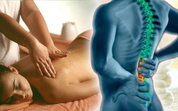 Masáž 45 minut od fyzioterapeuta, včetně poradenství a zběžné zdravotní prohlídky. Svěřte se do rukou zkušeného odborníka, nechte se hýčkat a hladit, zbavte se bolesti zad nebo si jen odpočiňte od každodenního stresu.