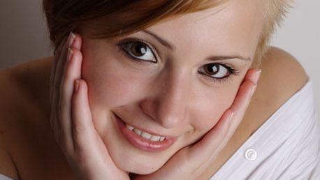 Profesionální portrétní fotografie včetně vizáže a vlasového stylingu.