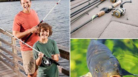 Už jste chytili svůj kapitální úlovek? My ano, rybářskou povolenku jen pro vás s 50% slevou. Povolenka na jeden den rybaření v soukromém rybářském areálu u Lázní Bohdaneč.