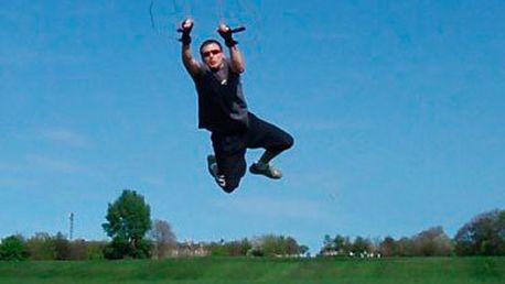 Skvělá cena 649 Kč za čtyřhodinovou výuku powerkitingu - používání tažného draka na travnatých plochách jako základní výcvik pro landkiting a skikrosskiting. Super sleva 39 %!