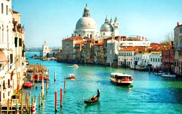 Poznejte italské Benátky!