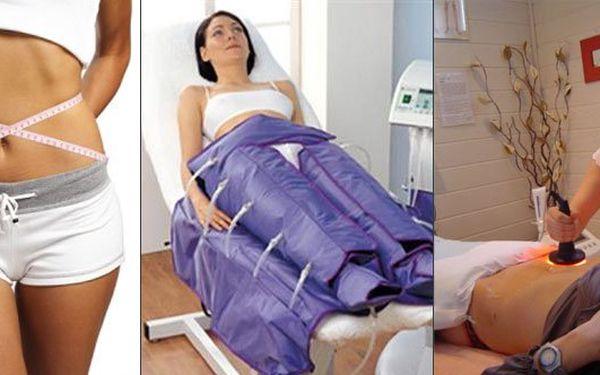Pozor, 30 min. ultrazvukové kavitace a 40 min. přístrojové lymfodrenáže jen za 599 Kč. Bezbolestná a účinná alternativa chirurgické liposukce! Nyní se slevou 69%.
