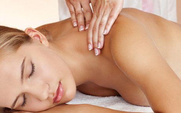 199 Kč za celkovou masáž těla. Blahodárné uvolnění pro vaše nohy, ruce, záda i šíji s 50% slevou.