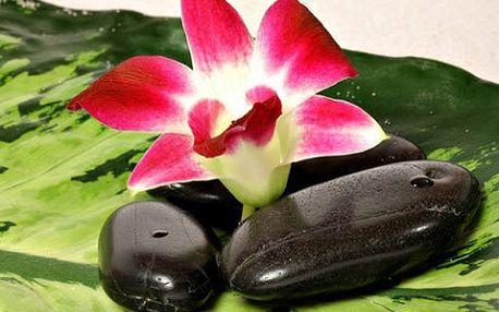 Hodinová havajská masáž s použitím lávových kamenů jen za 270 Kč!!! Dopřejte si kouzelný smyslový zážitek. Speciální technika a taneční rytmus havajské masáže vyvolávají hluboký terapeutický účinek, který odstraní napětí, odbourá stres a nabije tělo i duši pozitivní energií.