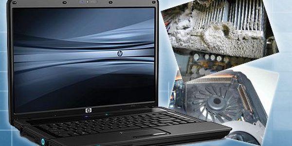 Máte pocit, že je hluk Vašeho notebooku větší než tomu bylo při zakoupení? Nechte si ho kompletně vyčistit, zbavení prachu, nečistot, snížení hlučnosti a zabránění zpomalení operačního systému.