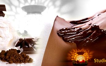 Jedna z nejluxusnějších procedúr pro Vaše tělo! Masáž horkou čokoládou - redukce strií, celulitidy, omlazení a lifting pokožky... Navíc získáte kávový peeling a pitný režim v ceně!