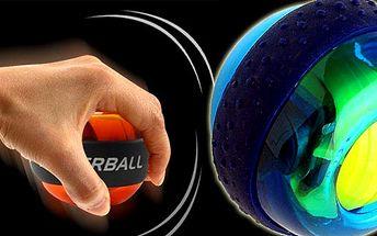 Skvělá novinka pro posilování a zábavu vašich rukou, předloktí a zápěstí! Protáhněte si v práci ruce aby se Vám nezkracovali šlachy! Skvělý magnetický Power míček!