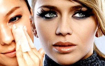 Profesionální vizážistická práce s obličejem! Profesionální nalíčení a poradenství v oblasti líčení a péči o Vaši pokožku a obličej! Nyní s příjemnou 50% slevou!