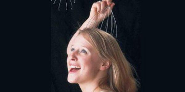 Unikátní masážní pomůcka hlavy jen za 39 Kč + poštovné!
