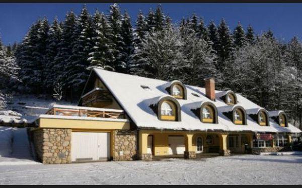 Krkonoše - Skvělý hotel ALBIS***, 3 dny s polopenzí za 1752 Kč pro 2 až do 15.12.2011, pro cyklisty, turisty i lyžaře!