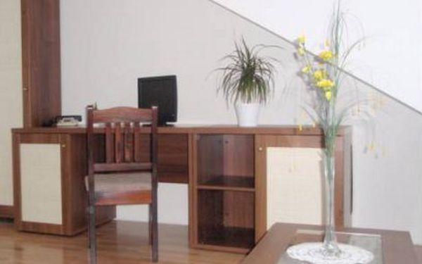 Ubytování na tři dny pro dva jen za 95 Eur! V ceně polopenze a bohatý program!