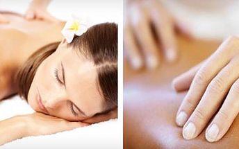 Uvolněte své tělo a mysl při thajské masáži! 90 minut luxusní masáže s 43% slevou od profesionální masérky z Jávy s dlouholetou praxí