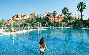 Sleva 5000 Kč na luxusní dovolenou v nejatraktivnější turecké destinaci Beleku za pouhých 400 Kč.