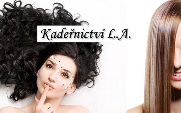 Skvělých 449 Kč za permanentní zvlnění vlasů či permanentní narovnání vlasů v původní hodnotě 1299 Kč. Buďte krásné se slevou 65%.