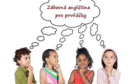 Zábavná angličtina pro prvňáčky za 1 300 Kč. Skupinová výuka 4-8 dětí vedená zábavnou a jednoduchou formou. Naučíme děti základy jazyka forma výuky ´Škola hrou´ zkušení lektoři s praxí. Jako bonus – slevový kupon na kurz leden-červen 2011