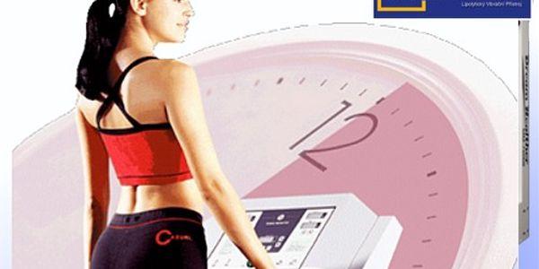 30 minut cvičení na přístroji DREAM HEALTHER bez jakékoliv námahy a přesto velmi účinných jen za 75 Kč! Odbouráte tělesný tuk, a to i uvnitř orgánů!