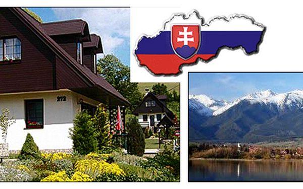 """Čtyřdenní pobyt pod Tatrami v luxusních chatkách """"AQUATHERM"""" pro 4 osoby za báječnou cenu 2990 Kč! Prožijte nádherný podzim v Tatrách a zrelaxujte se v největším aquaparku Tatralandia."""