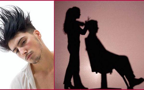 Jen 65 Kč za pánské kadeřnické služby (mytí, stříhání a styling vlasů) ve Vlasovém studiu v Kollárově ulici. Pánové, je libo dokonalý střih i účes v kadeřnickém salonu v centru Plzně s 60% slevou?
