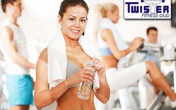 Přijďte si zlepšit kondici i postavu do Twister Fitness Clubu v Ostravě! Získejte skvělou fyzičku i bronzovou pleť díky neomezenému vstupu do fitness na celý 1 měsíc s úžasnou 50% slevou!