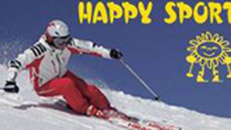 """Lyžaři pozor! Velký servis lyží na švýcarských automatech v hodnotě 599 Kč jen za 300 Kč! HAPPY SPORT již zahájil zimní sezónu a nabízí jedinečnou možnost dopřát Vašim lyžím luxusní péči se slevou 50%. Buďte Vy i Vaše lyže """"v kondici""""!"""