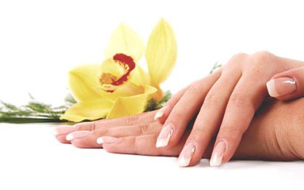 Zpevnění a kompletní úprava nehtů