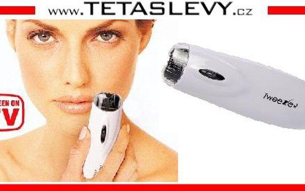 Elektronická depilační pinzeta tweeze pro vás jen za 119kč