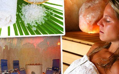 Zbavte se stresu, myslete na zdraví, čas v solné jeskyni tohle vše napraví. Podpořte své zdraví léčivou silou soli z Mrtvého moře a užívejte si relax v solné jeskyni se slevou 57 %.