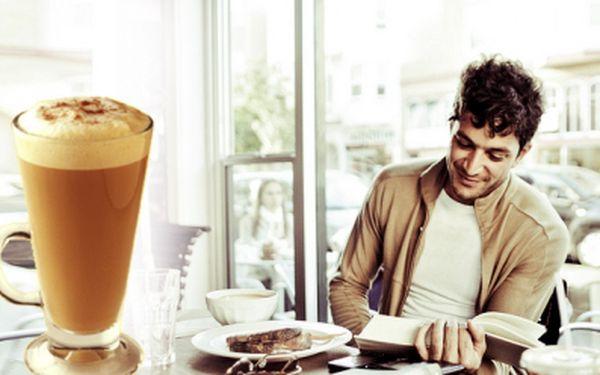 Osvěžující ledová káva za 27 Kč! Tento příjemný ledový nápoj si nyní můžete dopřát se slevou 51% v Caffe la Storia! Přijďte si na lahodné letní osvěžení!