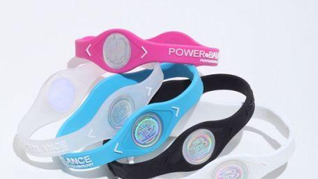 Zakupte si jedinečný náramek Power Balance a to za pouhých 119 Kč. Díky Power Balance může každý rozšířit své fyzické možnosti na maximum a žít svůj život naplno!