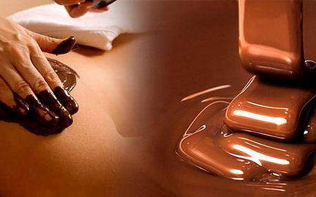 490 Kč za 90 minut čokoládové masáže - královna mezi masážemi! Dopřejte si tu nejluxusnější masáž mezi všemi za skvělou cenu!!